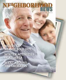 Orchards Neighborhood News Cover